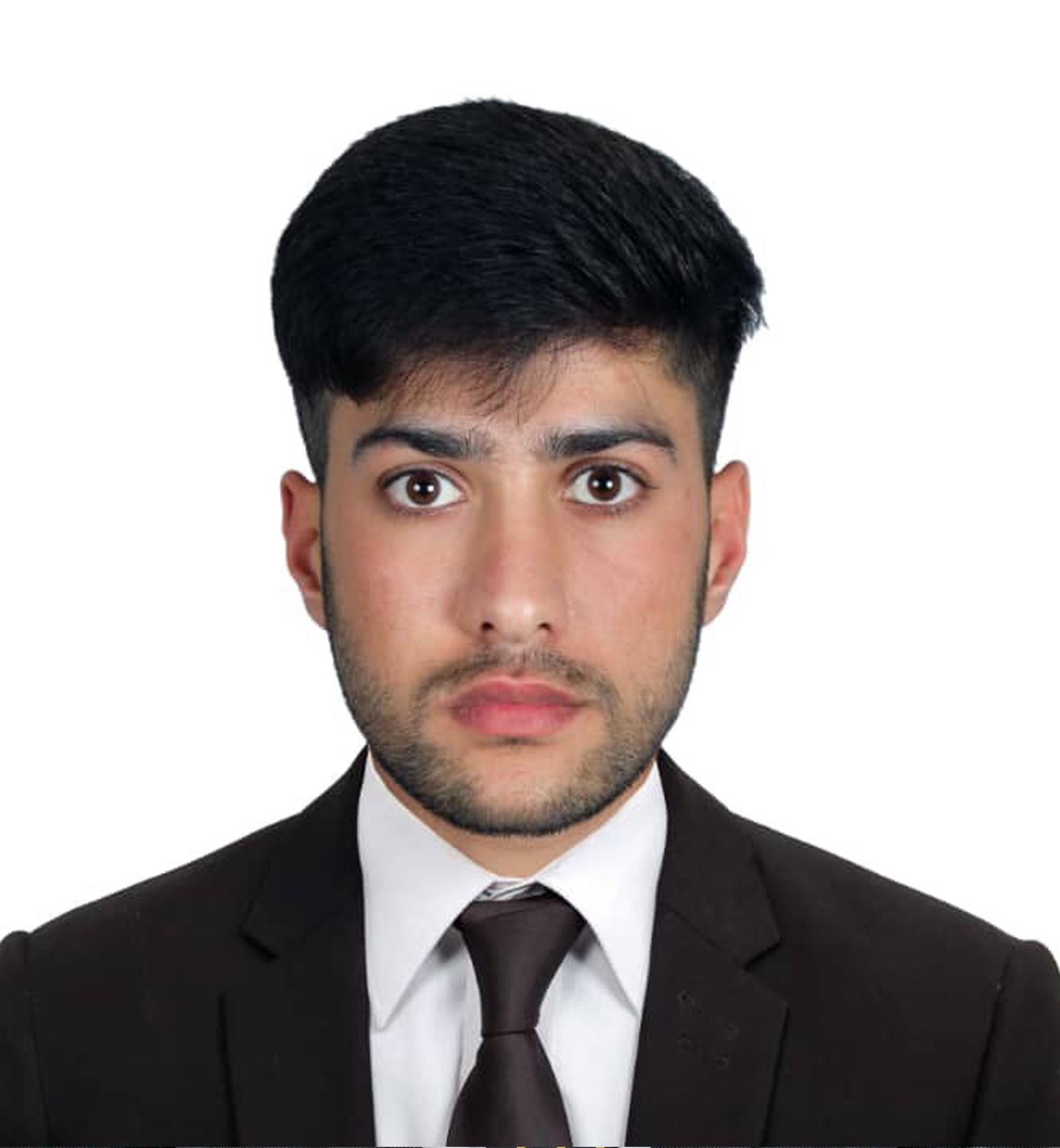 Mr. Hakim Jamshady Admin & Finance Manager